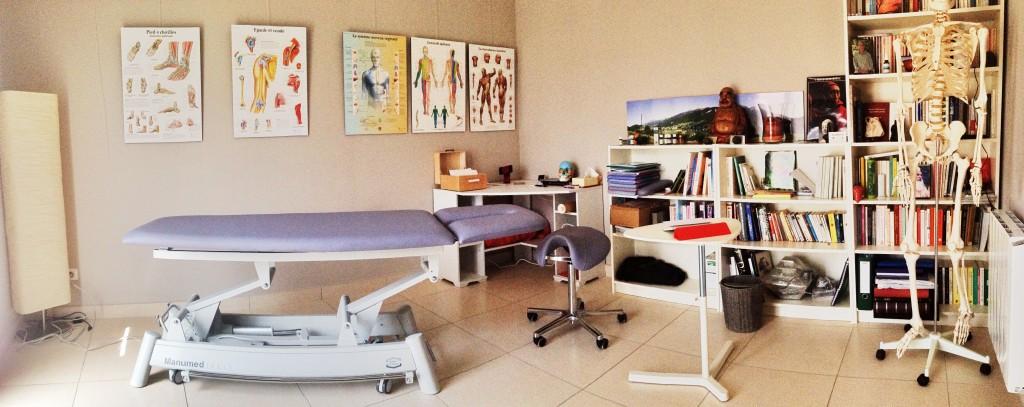 photo du cabinet de Somatopathie d'Eric Malausséna à Carpentras